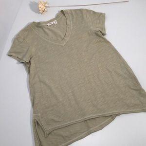 Wilt, Anthropologie pale green t-shirt, XS